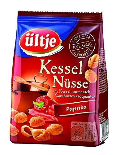 ültje Kessel Nüsse Paprika, 7er Pack (7 x 125 g)