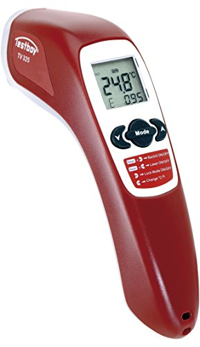 Testboy TV 325 Infrarot Thermometer inklusive LED