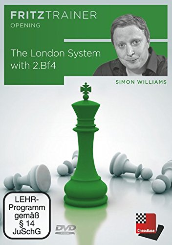 The London System with 2.Bf4 von Simon Williams