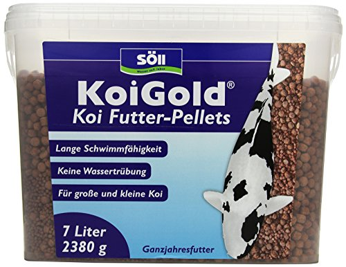 Söll 14665 KoiGold Pellets 7 L
