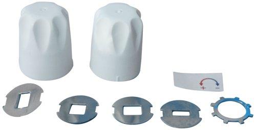 Plumb-Pak Abdeckkappe für Heizgeräte, Universal-Ersatzteil, mit verschiedenen Aufsätzen für Heizkörperventile