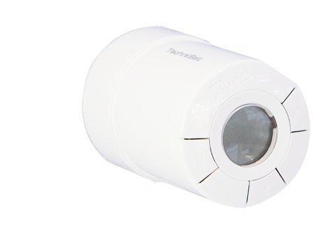 TechniSat TechniHome HT1, Heizkörperthermostat, weiß, 0000/9505