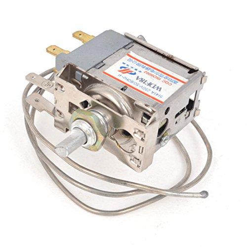 wdf18a 3Pin Kühlschrank Kühlung Thermostat w 61cm Metall Cord