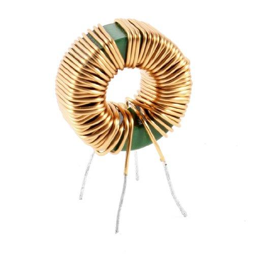 Toroid Core gemeinsamen Modus Induktor Choke Draht Wind 10MH 40Mohm 4A Coil