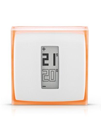 Netatmo Smart Thermostat, Funktioniert mit Amazon Alexa