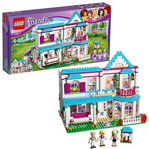 LEGO Friends 41314 – Stephanies Haus,