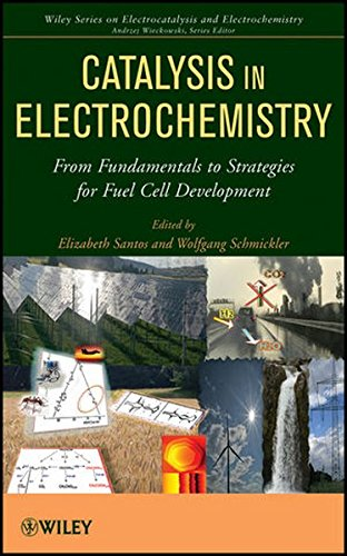 Catalysis in Electrochemistry: From Fundamental Aspects to Strategies for Fuel Cell Development (The Wiley Series on Electrocatalysis and Electrochemistry)