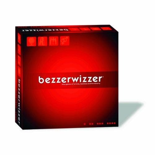 Mattel Games V9913 Bezzerwizzer, Familienspiel und Quiz geeignet für 2 - 4 Spieler, Spieldauer ca. 30 - 60 Minuten, ab 16 Jahren