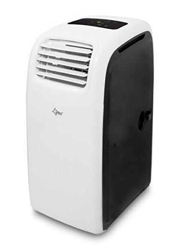 SUNTEC mobiles lokales Klimagerät TRANSFORM 12.000 Eco R290 [6 in 1: für Räume bis 130 m³ (~60 m²)*, Indoor/Outdoor Kühlen, Heizen, uvm. mit ökologischem Kühlmittel R290, 12.000 BTU/h, EEK A/A]